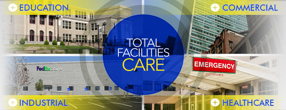 Sherwood services, Total facilities care